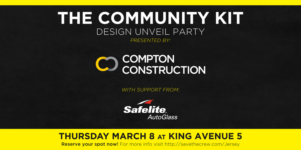 460a34f74 EVENT  The Community Kit Design Unveiling –  SaveTheCrew Blog